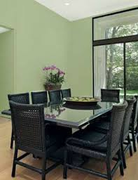 colorful dining rooms. Minty Green And White Dining Room Colors Colorful Rooms