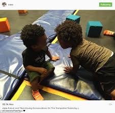 ciara captured a heartwarming moment between her son future and kelly rowland s son