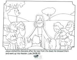 Religious Easter Coloring Sheets Enigmatikco