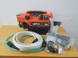 Máy rửa xe Lead 389-2000w -bảo hành 12 tháng - Lead 389-2000w