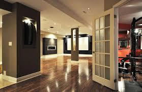 Contemporary Design Ideas 22 finished basement contemporary design ideas