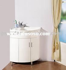 Corner Bathroom Sink Cabinets Corner Bathroom Sink Lowes Apartment Pinterest Corner Sink