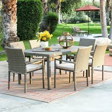 outdoor wicker dining settings sydney. outdoor wicker dining set with bench gray black settings sydney o
