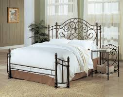 Ornate Bedroom Furniture The Beauty Of Wrought Iron Bedroom Furniture Artenzo
