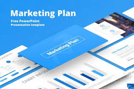 Marketing Plan Powerpoints Marketing Plan Powerpoint Template Free Download Rengstudio