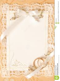 Carte Dinvitation De Mariage Photo Stock Image Du Floral