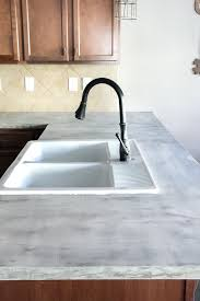 how to form concrete countertops in place pour in place concrete cloning decors trend poured how