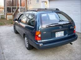 1995 Toyota Corolla Wagon Specifications, Pictures, Prices