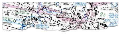 Jeppesen High Altitude Enroute Charts Jeppesen Ifr Chart