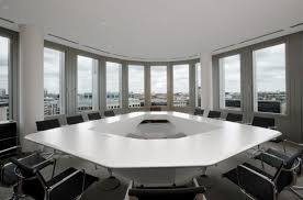various awesome conference table design elegant hexagon shape white modern conference table design as same