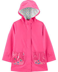 Skip Hop Raincoat Size Chart Sequin Confetti Raincoat Oshkosh Com