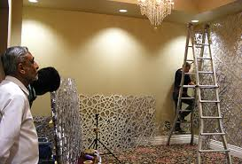 Bedroom Bed Wallpaper Islamic Design  SfdarkIslamic Room Design