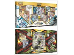 Pokemon Dragon Majesty Legends of Unova GX Box and Mega Tyranitar EX  Collection Box Trading Card Game Bundle, 1 of Each - Walmart.com -  Walmart.com