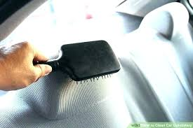 good car interior cleaner car interior wipes leather seat cleaners image titled clean car upholstery step