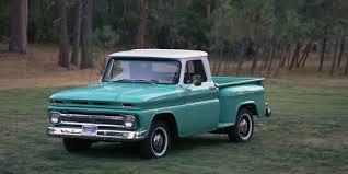Pickup chevy c10 pickup truck : 1965 Chevrolet C10 Stepside Pickup Truck Restoration - Franktown ...