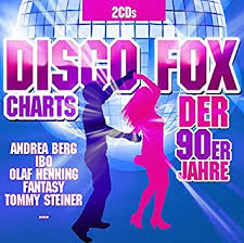 Various Artists Disco Fox Charts Der Var Amazon Com Music
