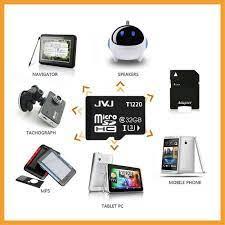 ☢️MẠI DÔ☢️ Thẻ nhớ JVJ 64GB/32GB/16GB/8GB/4GB chuyên dụng tôc độ cao  microSDHC -Bảo hành 5 năm 1 đổi 1 - Thẻ nhớ máy ảnh
