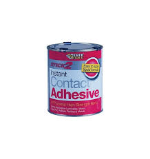 instant contact adhesive everbuild stick2 instant contact adhesive 750ml