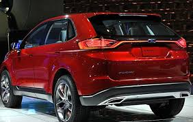 2018 ford edge.  edge 2018 ford edge redesign review on ford edge