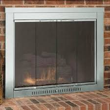 Hearth Craft Sentry Contemporary Stock Masonry Fireplace Door