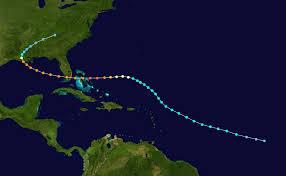 Meteorological History Of Hurricane Andrew Wikipedia