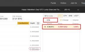 How To Buy Iconomi Icn On Binance Coincodex