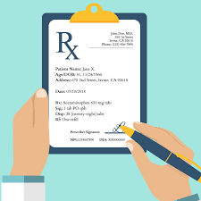 How To Write A Prescription 7 Steps For Safety Student Doctor Network