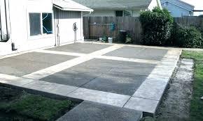 showy painted concrete patio floor ideas painting concrete patio slab