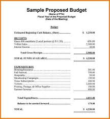 simple budget proposal template budget proposal template event example 1 professional photos example