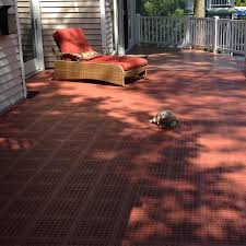 staylock perforated outdoor decking tiles offer exterior patio and to outside floor tiles non slip