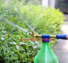 garden pump sprayer. Ilot Twin Nozzle Brass Hand Pump Water Garden Sprayer