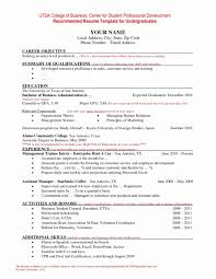 Resume New Style Resume Format Collection Images Of Photo Ideas