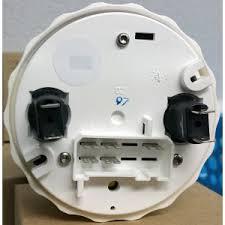 tachometer portuguese vdo vision black tachometer w hourmeter 6000rpm 333 164