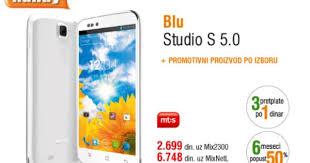 Blu Studio S 5.0