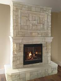 new stone veneer fireplace surround pertaining to cast mantels integrate with cornerstone