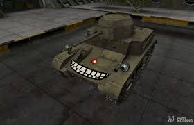 Wot T2 Light Funny Skin T2 Light Tank For World Of Tanks
