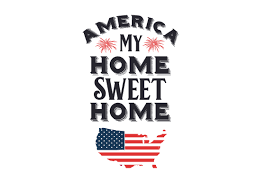 I'm trying to add a border around a svg image. America My Home Sweet Home Svg Cut Files Free Svg Files Remembrance