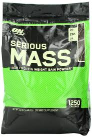 review on serious m weight gainer