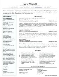 Construction Foreman Resumes Download Construction Supervisor Resume ...