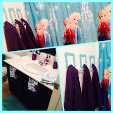 Disney Bathroom Disney Frozen Bathroom Decor Frozen Pinterest Disney