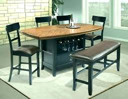 counter height kitchen table bar height kitchen table sets narrow counter island for inspirational riveting small
