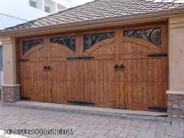 gdwows4 gdwows4 to enlarge image spanish old world wood garage doors