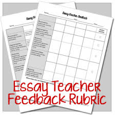 elaok teachers encourage your legislators to pass our new standards my gift to you the essay teacher feedback rubric get rid of useless rubrics
