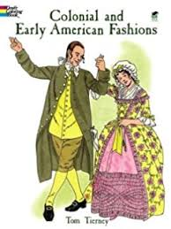 Small Picture Early American Trades Coloring Book Dover History Coloring Book