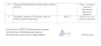 Практика Минусинский педагогический колледж задание 2 стр 2