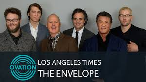 Actors Round Table Los Angeles Times The Envelope Supporting Actor Preview Youtube