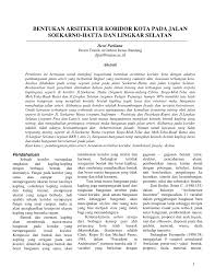 Hamid Shirvani Urban Design Process Pdf Pdf Bentukan Arsitektur Koridor Kota Pada Jalan Soekarno