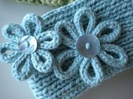 Free Knitted Flower Patterns