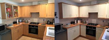 Cabinet Refacing Ideas Perfect Repair Thermofoil Kitchen Cabinet