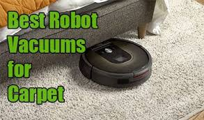 Neato Robotic Vacuum XV-21 cleaning a 1.5